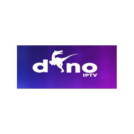 Subscription 12 months DINO IPTV