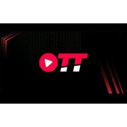 Suscripción de 12 meses a Platinum IPTV