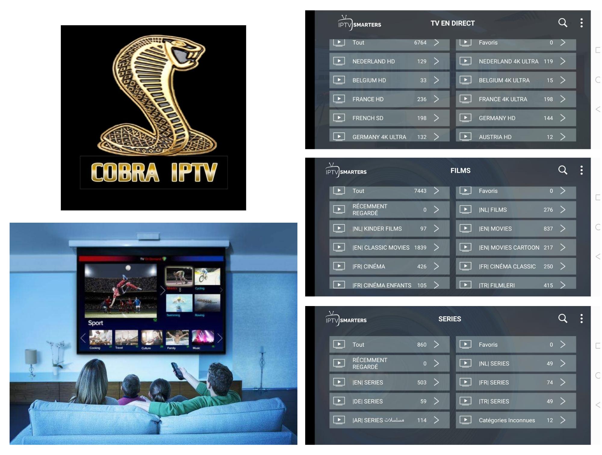 Cobra iptv