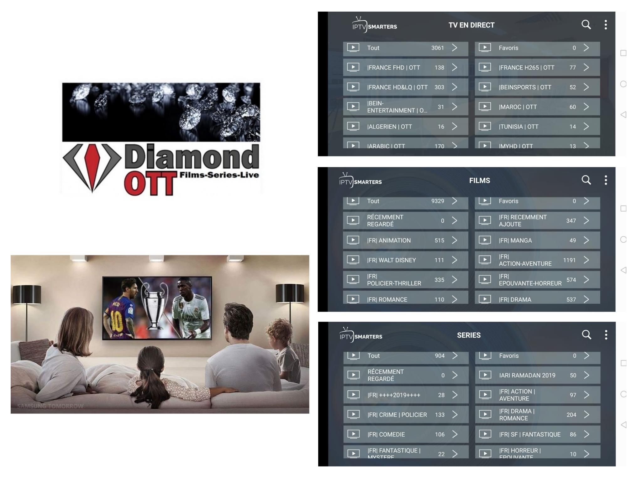 DIAMOND IPTV